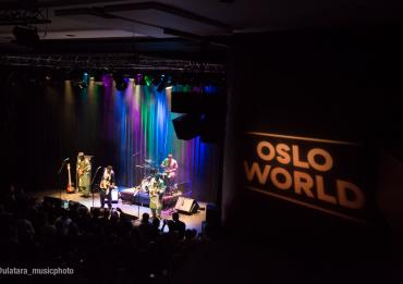 Oslo World 2019